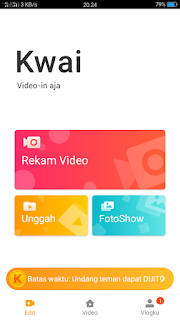 Uang Ngalir Terus Cuma Upload Video