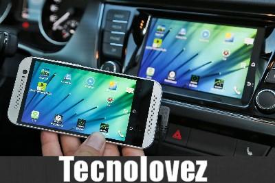 AA Stream - Applicazione che ti permette di fare il mirroring dello smartphone su Android Auto