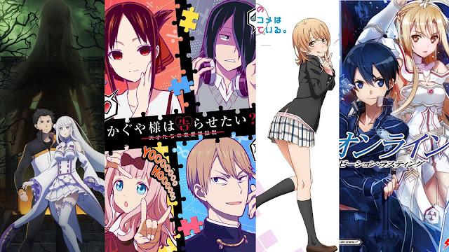 Rekomendasi Anime Spring 2020