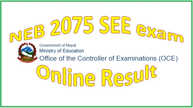 SEE RESULT 2075 WITH MARKSHEET AND GPA
