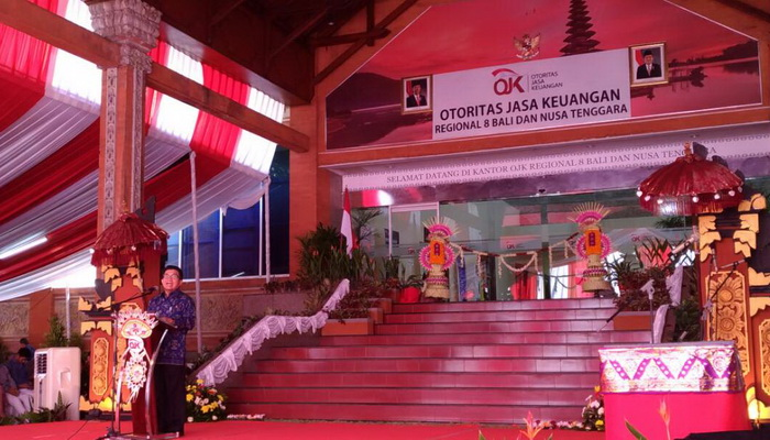 Gedung Ojk Bali Nusra Layani Jasa Keuangan Dan Pusat Edukasi Masyarakat Kabarnusa Com