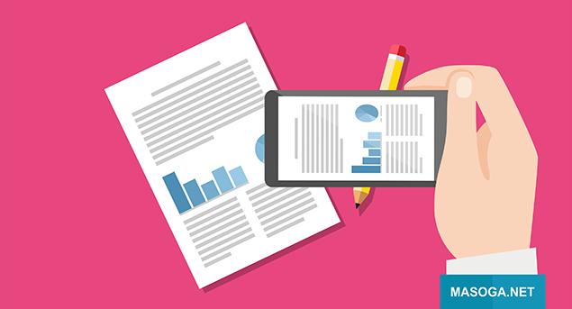 Cara Scan Dokumen dengan Android