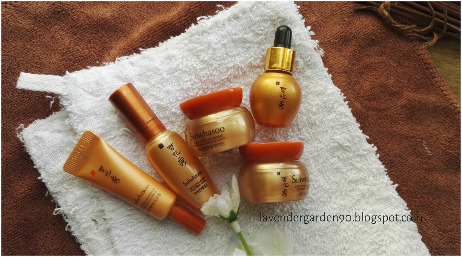 Capsulized Ginseng Fortifying Serum by sulwhasoo #15