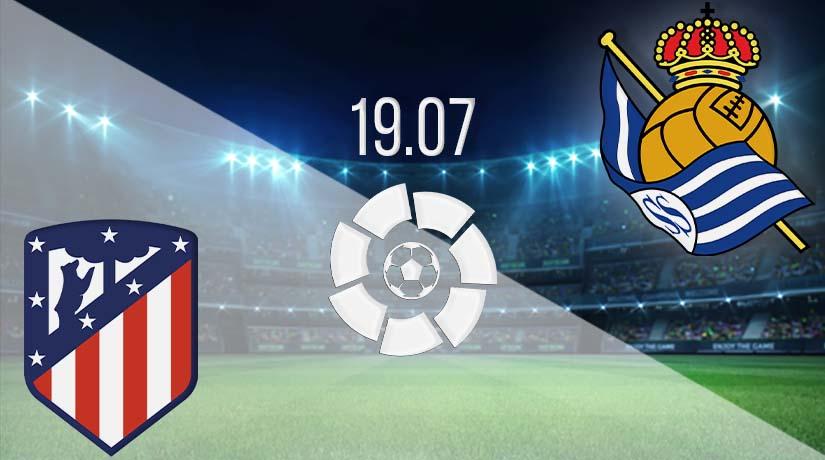 بث مباشر مباراة اتلتيكو مدريد وريال سوسيداد