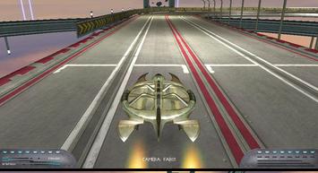 高速飛艇錦標賽,3D立體懸浮競速