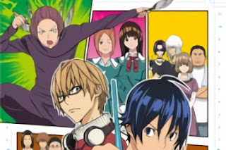 Bakuman Batch Subtitle Indonesia