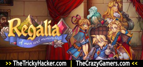 Regalia Of Men and Monarchs Free Download Full Version Game PC
