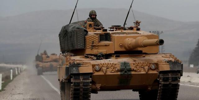 Η Γερμανία συνεχίζει το εμπόριο όπλων με την Τουρκία