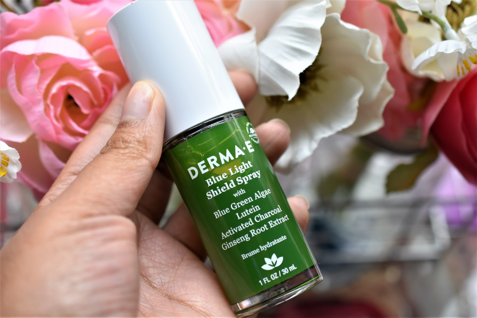 DERMA-E Blue Light Shield Spray