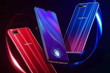 Oppo K1 Resmi Meluncur, Smartphone Pertama Oppo dengan Sensor Fingerprint di Layar