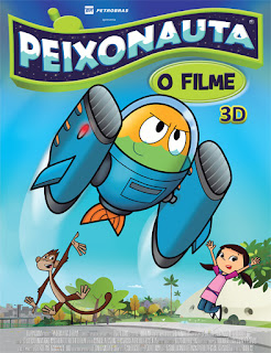 Peixonauta: O Filme (Peztronauta: La Película) (2018)