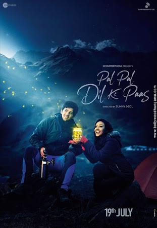 Pal Pal Dil Ke Paas (2019) Movie Poster
