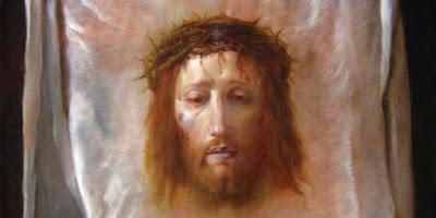 imagem da Sagrada Face de Jesus