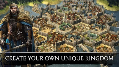 Total War Battles KINGDOM MOD Unlimited Money v1.30 Apk+DATA(OBB) Terbaru