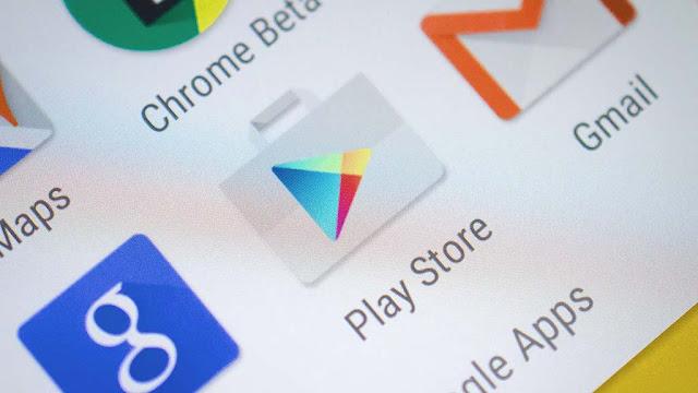 Cara Install Ulang Google Play Store