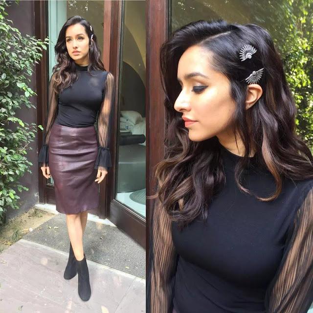 Shraddha Kapoor Soft Waves