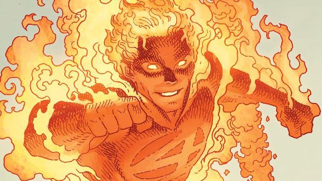 """Mengenal Human Torch dan The Thing """"Fantastic Four Member Bagian - 2"""""""