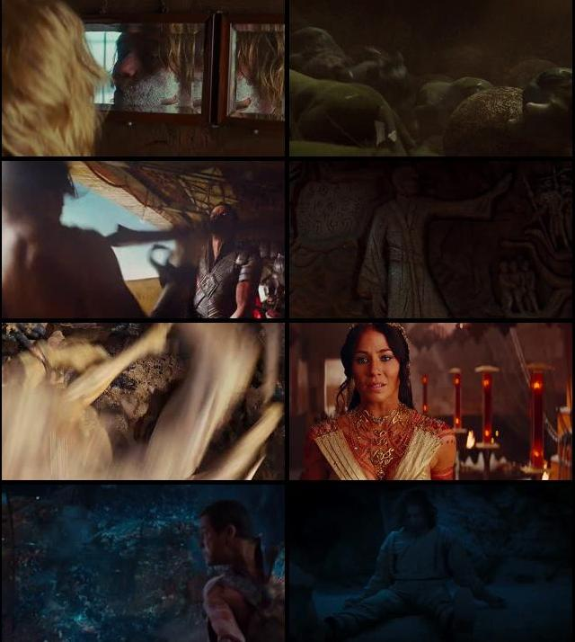 John Carter 2012 Dual Audio Hindi 480p BRRip