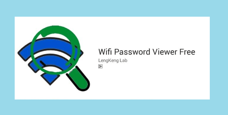 aplikasi melihat password wifi