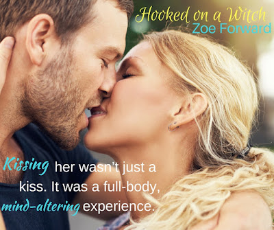 Review: Hooked on a witch by Zoe Forward