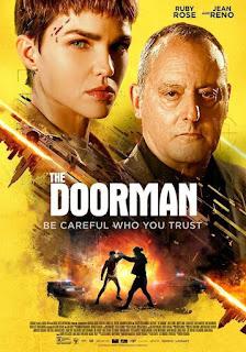 The Doorman [2020] [DVDR] [NTSC] [Latino]