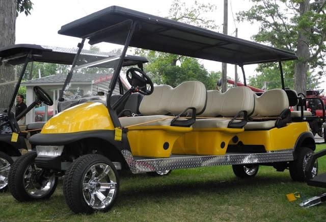 Jual Mobil Golf 8 Seaters
