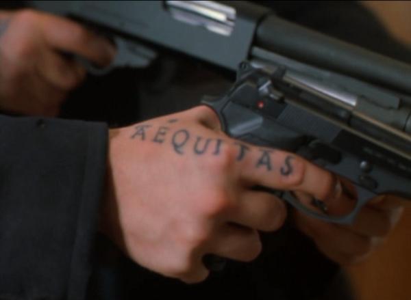Boondock Saints Tattoo Movie