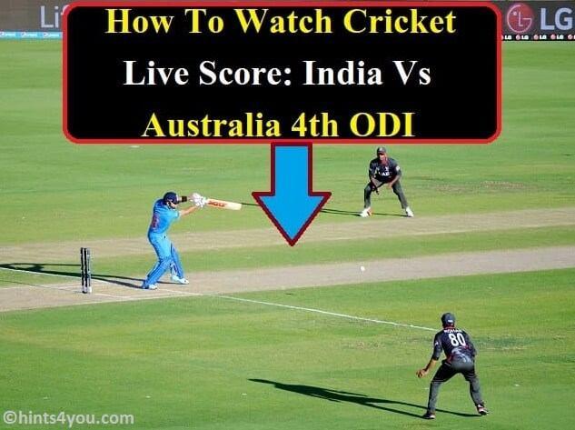 Live Cricket Score: