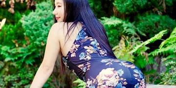 Hot Myanmar big booty Girl Kattie Bang