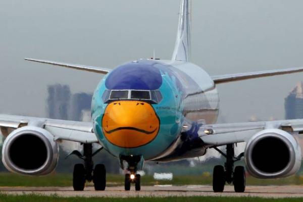 avião personalizado