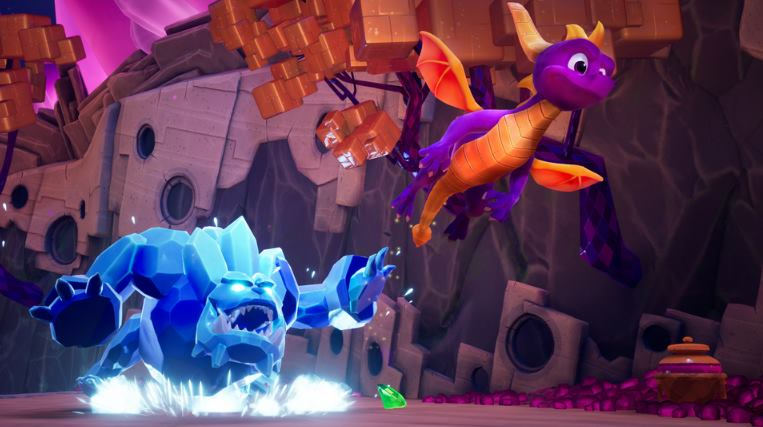 Spyro Reignited Trilogy PC Full Español