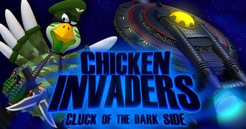تحميل لعبة chicken invaders 5 كاملة للاندرويد مهكرة