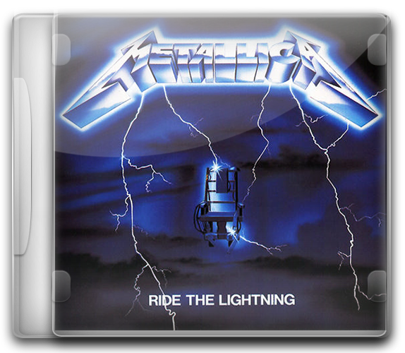 animes music rock metallica ride the lightning download cd. Black Bedroom Furniture Sets. Home Design Ideas