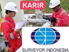 Lowongan Surveyor Indonesia 2013 Periode Januari Bidang Pemasaran Di Jakarta