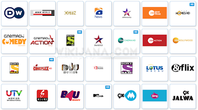 আকাশ লাইট প্লাস চ্যানেল লিস্ট - Akash Lite Plus Channel list 2021