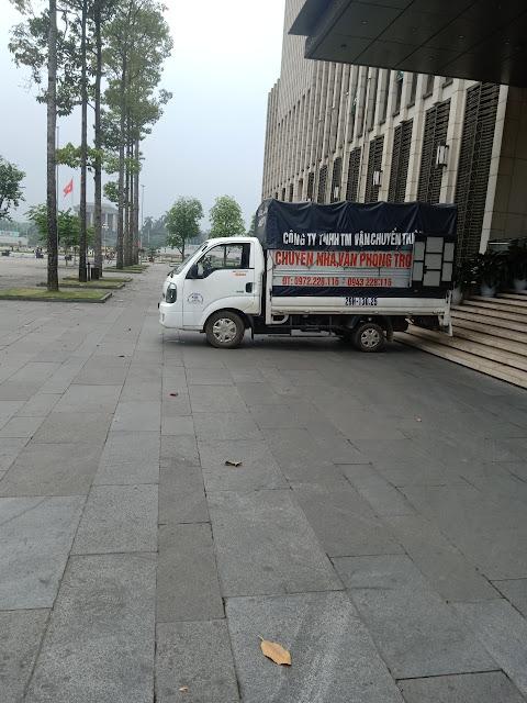 Dịch vụ chuyển dọn giá tốt