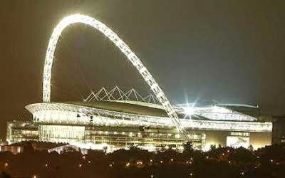 Spurs for Wembley