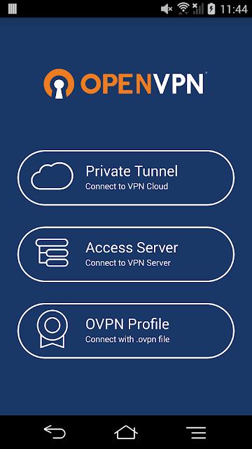 Kita bakal pisahin anatara pengguna TGB dan Android Cara Import Config OpenVPN India Call Of Duty Mobile Android dan TGB
