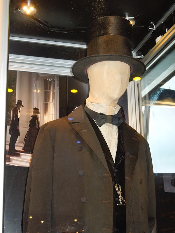 Daniel Day Lewis Abe Lincoln movie costume