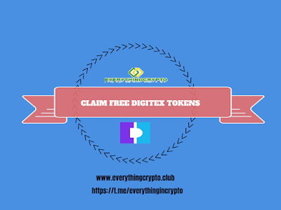 Upcoming Airdrops - Claim Free Digitex Tokens