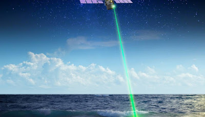 NASA usa o CALIPSO lidar para medir a migração de animais dos oceanos