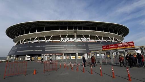 Türk Telekom Arena'nın ismi değişiyor..