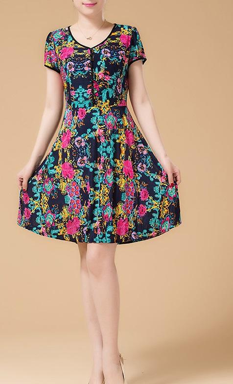Malaysia Online Plus Size Clothes Purple Graduation Dresses