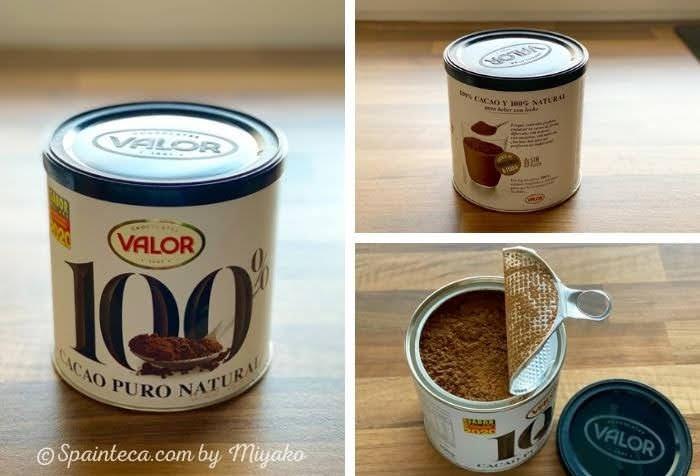 スペインの老舗チョコのバロールの純カカオ100%