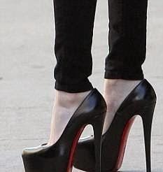 10 Attractive 6 Inch Heels for Women
