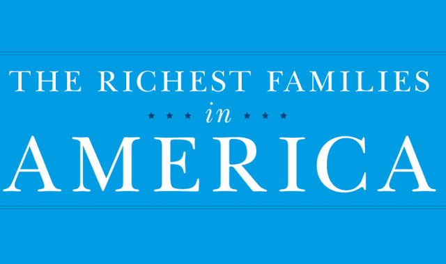 Wealthiest families in the United States