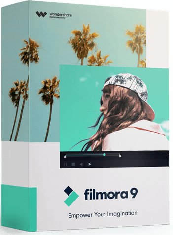 Wondershare Filmora 9.4.7.4 poster box cover