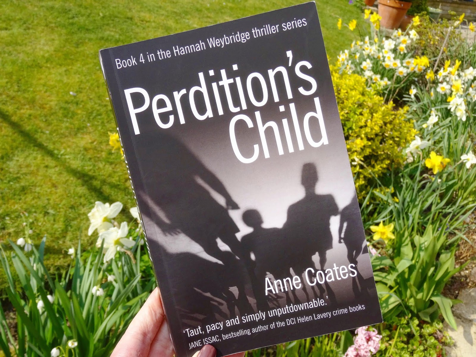 Perdition's Child by Anne Coates | Book Tour Review