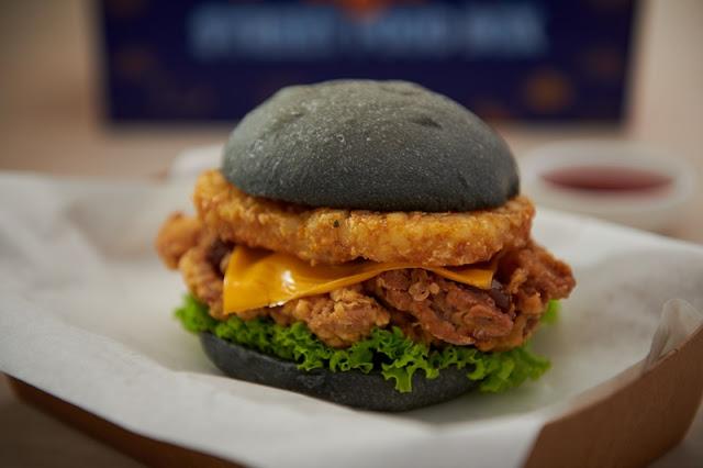 myBurgerLab x Yut Kee - Hainanese Chicken Chop Burger