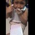 Batang may mahabang pangalan naiyak sa pagsusulat, kinagiliwan ng netizens
